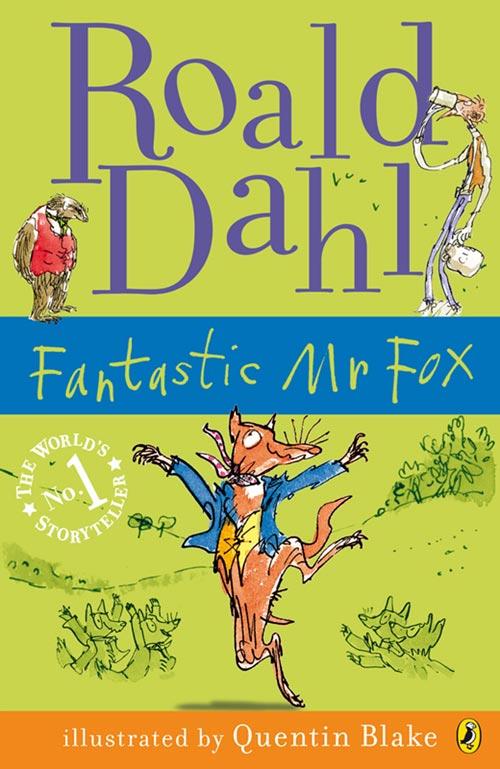 Primary Children S Literature Fantastic Mr Fox Roald Dahl
