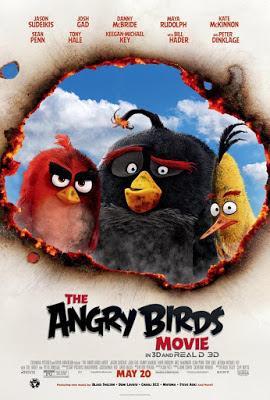 Angry Birds, La Película 2016 DVD9 NTSC Latino