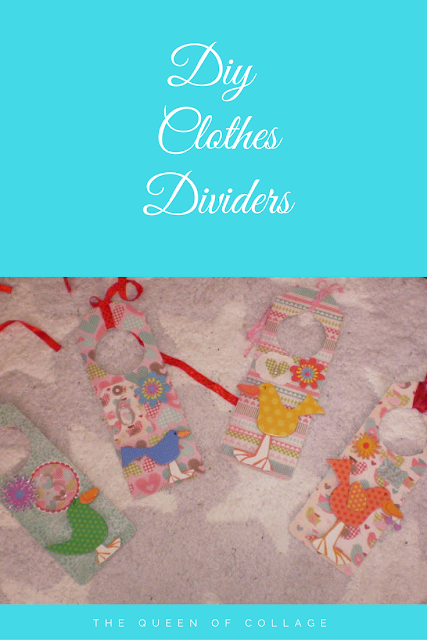 How to Make Your Own Clothes Dividers