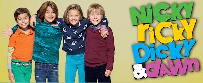Nickelodeon Nicky Ricky Dicky And Dawn