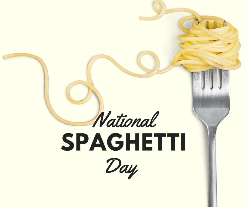 National Spaghetti Day Wishes