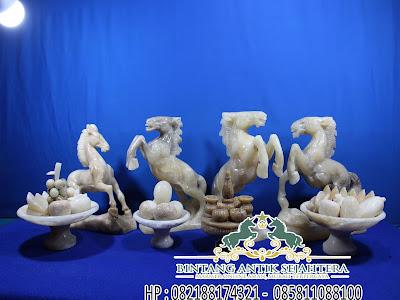 Kerajinan Patung Murah | Patung Singa Marmer