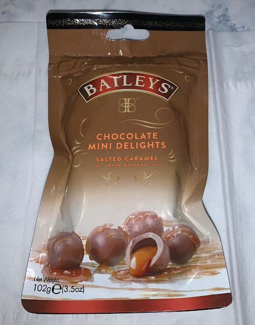 Baileys Chocolate Mini Delights - Salted Caramel