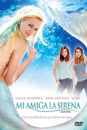 Mi Amiga la Sirena (2006) [DVDrip Latino] [Comedia]