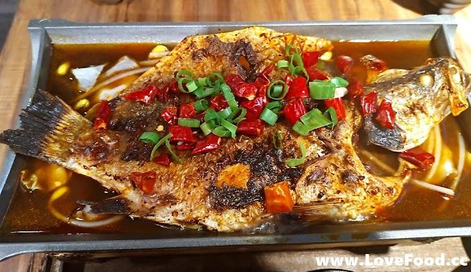 台北信義【瘋澐食堂】單人也能吃烤魚-網紅在不瘋狂就等死