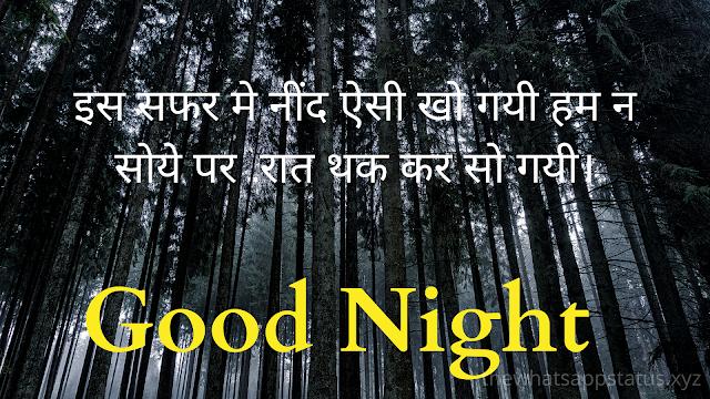 good night shayari images in hindi 2020 (9)