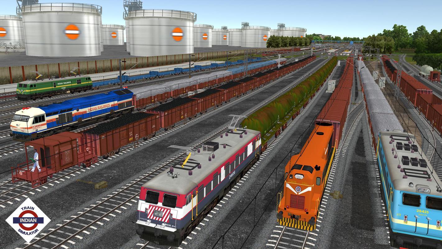 Train simulator 2018 моды скачать