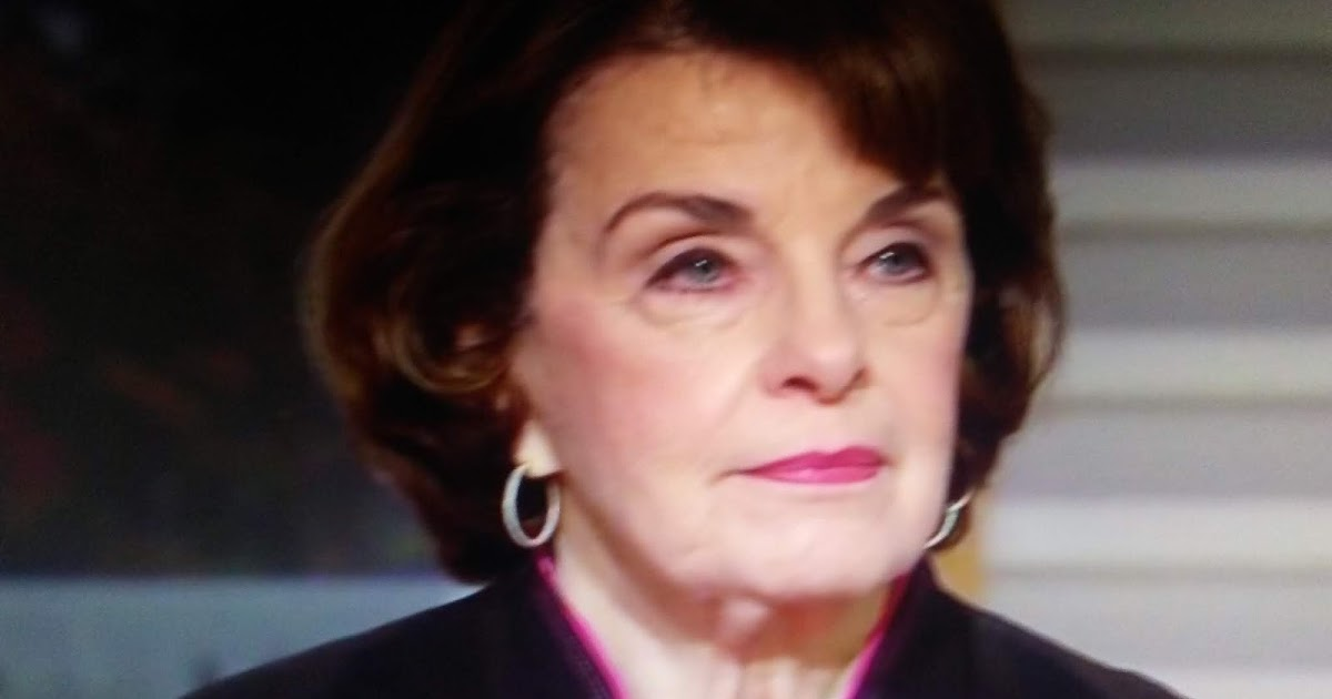 Dianne Feinstein on Kavanaugh Allegation: 'I Can't Say Everything is Truthful'