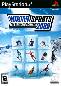 Winter Sports 2008: The Ultimate Challenge Ps2 ISO MG-MF