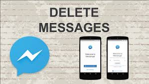 How to delete a sent message in Facebook Messenger