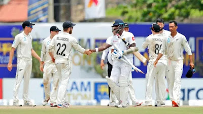 NZ tour of SL 2019 SL vs NZ 2nd Test Match Cricket Win Tips