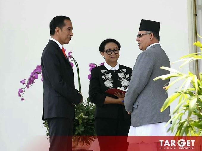 Presiden Joko Widodo Terima Surat Kepercayaan 14 Duta Besar Negara Sahabat