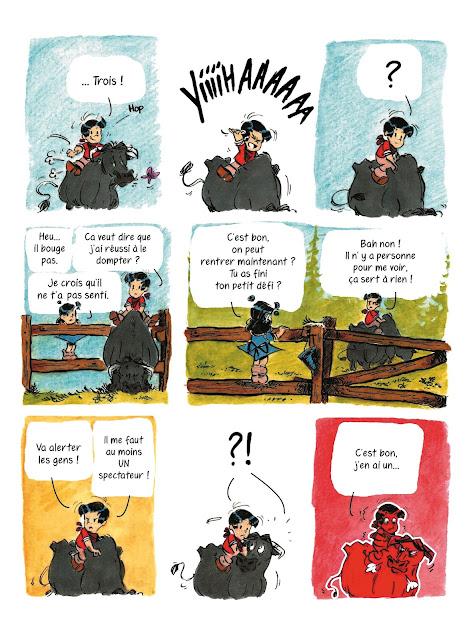 Jack et le Jackalope aux éditions Makaka page 5