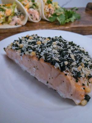 Furikake Salmon