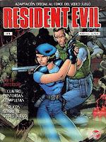 Resident evil comic tomo 1