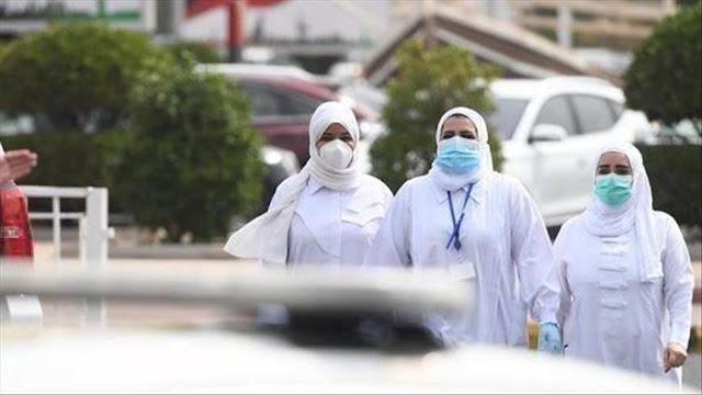 زيادة صاروخية في حالات الاصابة بفيروس كورونا