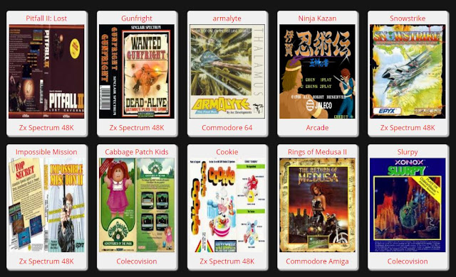 top80sgames - o verdadeiro site de retro games