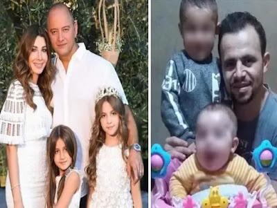 قتيل فيلا نانسى عجرم الطب الشرعى السورى يفحص الجثة فور وصولها إلى سوريا