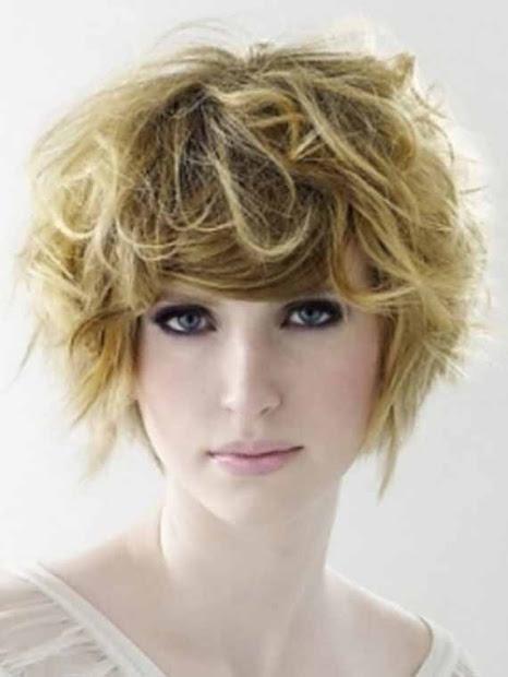 hairstyle hairpunk casual