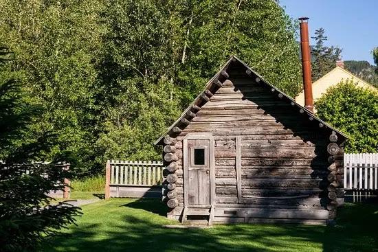 cabin that Skagway's in Skagway, Alaska