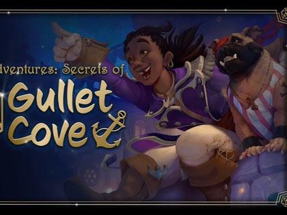 Financement participatif - Animal Adventures: Secrets of Gullet Cove