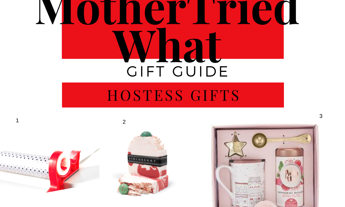 Gift Guide: Unique Hostess Gifts