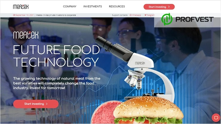 Meatex обзор и отзывы проекта