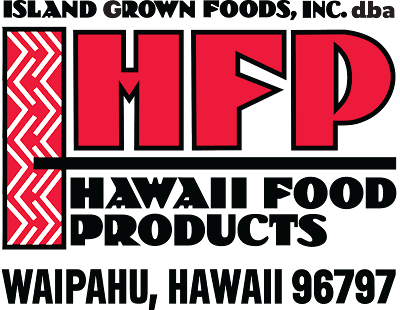 Hawaii Food Products Logo