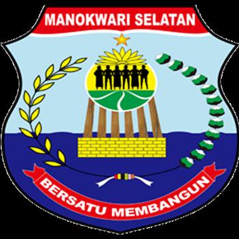Logo Kabupaten Manokwari Selatan PNG