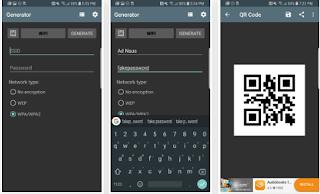 Cara Berbagi Wifi Dengan Kode QR
