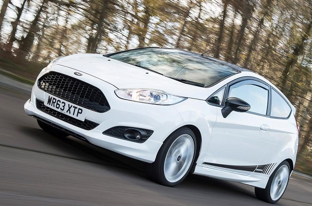 Ford Fiesta 1.0 phiên bản kiểm thử Mountune có gì mới