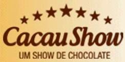 Vagas temporárias para Cacau Show