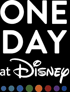 One Day at Disney Disney+ Documentary Logo