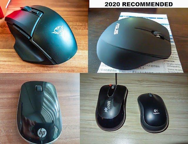 What mouse to buy on Black Friday 2020