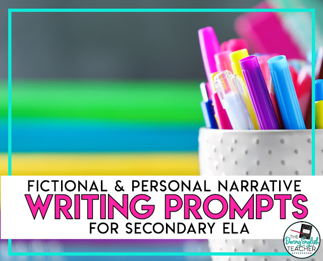 Narrative Writing Prompts to Assign Your Students