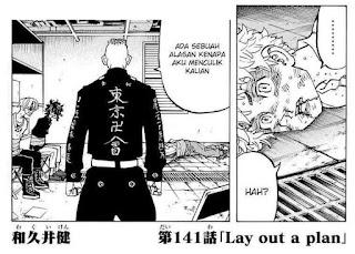 Update! Baca Manga Tokyo Revengers Chapter 141 Full Sub Indo
