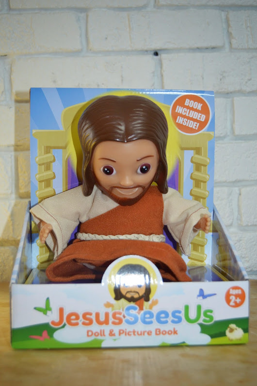 Move Over American Girl, Jesus Sees Us Doll Teaches More Important Lessons
