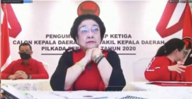 Megawati: Katanya Saya Termasuk Pemimpin 'Success Story'