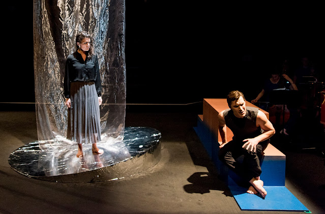 Cavalli: L'Egisto - Helen May, Kieran White - HGO (Hampstead Garden Opera) (Photo Laurent Compagnon)