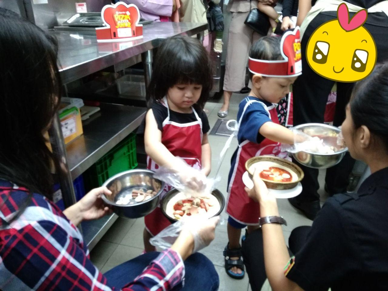 biaya pizza maker junior