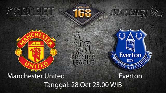 Prediksi Bola Jitu Manchester United vs Everton 28 Oktober 2018 ( English Premier League )