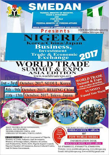 Over 150 Asian companies register for World Trade Summit & Expo 1