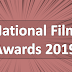 National Film Awards 2019