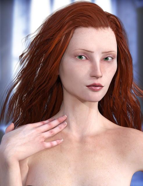 Lady Rune for Genesis 3 Female