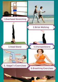Yoga for control of hemorrhoids