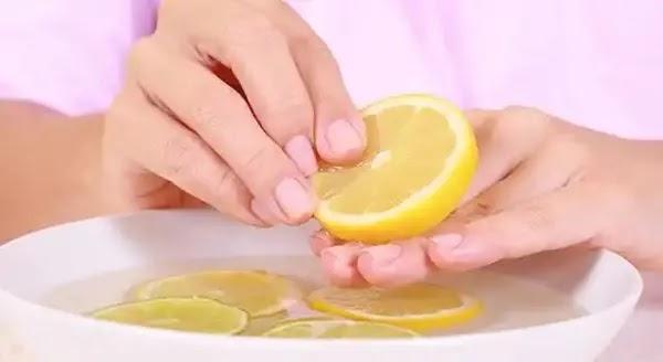 طريقة تبييض اليدين بسرعة