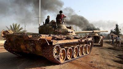 Mujahidin Suriah Kuasai Pintu Masuk Barat Aleppo dan Rebut Markas Assad di Hamdaniya
