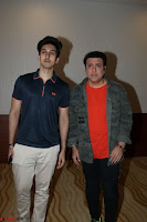 Govinda with wife Sunita Ahuja and Son Yashvardan Ahuja at Screening Of her new movie Aa a Hero 10.JPG