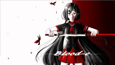 BLOOD-C [BD] Batch • Subtitle Indonesia