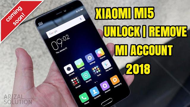 Cara mudah unlock/remove mi account xiaomi mi5 gemini file gratis 100%